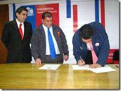 Conace y Junaeb firman protocolo para prevenir consumo de drogas y alcohol