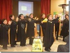 Segundo Encuentro de tunas y estudiantinas Lautaro 2011