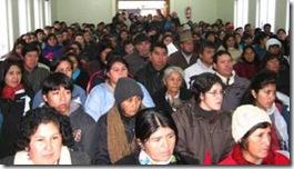 Más de 200 apoderados participan en charla de Prevención de Alcohol en Chol Chol