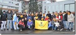 Estudiantes de la Universidad Mayor ayudarán a habitantes de Lonquimay
