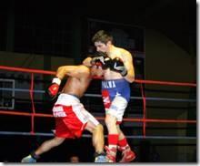 El boxeo interciudades vuelve a Temuco
