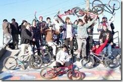 Realizaron exitoso campeonato de deportes urbanos en Villarrica