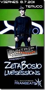 Ex Soda Stereo se presenta por primera vez en Temuco