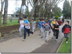 Escolares dijeron presente en segunda fecha del cross country