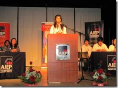 Junaeb participa en Debate Interescolar sobre contingencia nacional