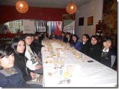 Dirigentes estudiantiles de Malleco se reúnen en Desayuno Público