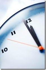 Horario de verano se inicia el 20 de agosto próximo
