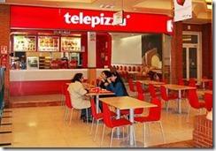 Concursa por 1 pizza familiar de Telepizza
