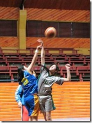 Villarrica será sede del Nacional de Básquetbol Femenino