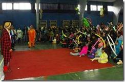 Municipio realizó masiva celebración del Día del Niño en Villarrica