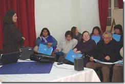 Dirigentes sociales urbanos participan en elaboración de Política Local de Infancia y Adolescencia