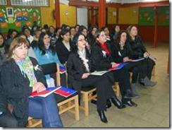 Subsecretaria de justicia llamó a prevenir el abuso sexual en niños y niñas de la Araucanía.