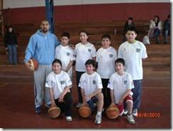 Club de básquetbol de Pucón