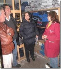 Consejeros regionales realizaron supervisión de proyectos capital semilla en Cautín