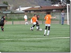 Hospital Hernán Henríquez se quedó con el título en el campeonato de fútbol 8 femenino