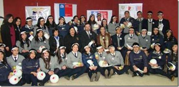 Seremi de Salud Araucanía realizó lanzamiento regional de concurso elige no fumar