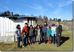 Seremi de Medio Ambiente participó de mesa de trabajo indígena