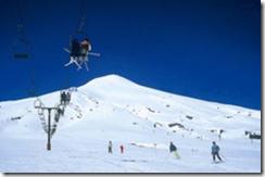 Todo listo para Festival de la Nieve 2011 en Villarrica