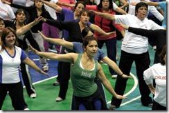 """Mujer y Deportes"""": IND y Angol organizan 7° evento masivo del año"""