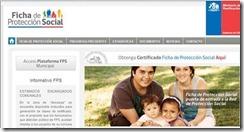 Mideplan anuncia que Puntaje y Certificado de Ficha de Protección Social se obtendrán  On Line