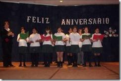 Escuela Emilia Romagna de Traiguén conmemoró 114 años de vida