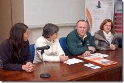 Alcalde Becker lanzó segundo congreso internacional de disciplinas de montaña
