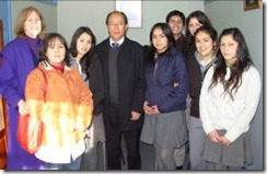 Estudiantes de Liceo Politécnico representan a Villarrica en encuentro de folklore