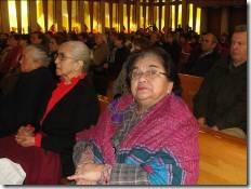 Adultos mayores de Temuco iniciaron celebración de fiestas patrias con Misa a la Chilena