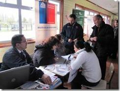 Gobierno en Terreno contó con participación de Mideplan junto a todos sus servicios relacionados en Loncoche