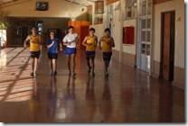 Diez estudiantes de Nueva Imperial clasifican a Nacional Escolar de Atletismo