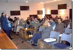 Comisión de infraestructura y fomento del CORE visito Collipulli