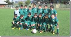Selecciones de fútbol de Temuco siguen cosechando triunfos en campeonato Araucanía norte