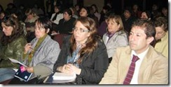 Docentes de La Araucanía se capacitan en prevención del consumo drogas y alcohol