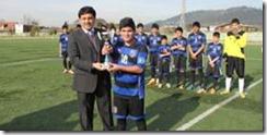 Araucanía: etapas regionales de los Juegos Deportivos Escolares 2011 llegan a su fin