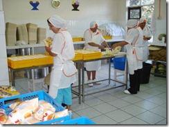 Junaeb aseguró alimentación a niños de escuela incendiada en Ercilla