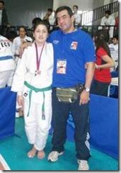 Judo Araucanía cosecha 2 bronces Panamericanos y plata Sudamericana