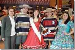 INACAP Temuco fue sede del Campeonato de Cueca Zona Sur INACAP 2011