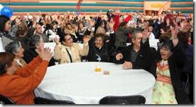 Con una peña folklórica, entusiastas adultos mayores de Temuco iniciaron Fiestas Patrias