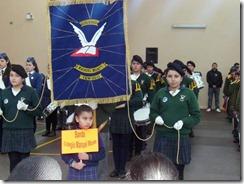 Escuela Alonso Ercilla realizó encuentro de bandas