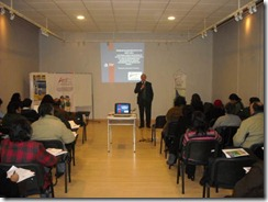 Excelente convocatoria tuvo el Seminario Previsional para los feriantes de La Araucanía