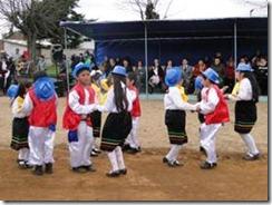 Pidima y Pailahueque celebraron las Fiestas Patrias, con el tradicional Acto Cívico y Desfile