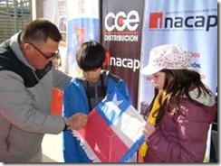 """Inacap, municipio local y CGE lanzan campaña """"Por un 18 más seguro, Eleva tu Alegría"""""""