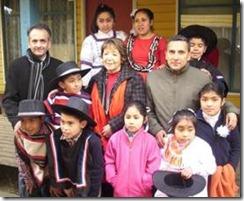 Alcalde y Jefa de Educación de Traiguén recorrieron escuelas rurales