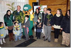 Plan bicentenario de forestación urbana