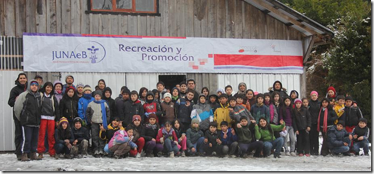 Con éxito se desarrollan campamentos recreativos escolares en Villarrica
