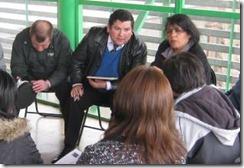 Traiguén comienza construcción de plan comunal de drogas 2012