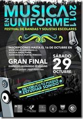 """""""Música en uniforme 2011"""""""