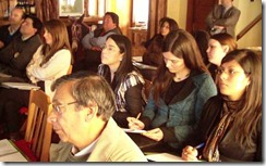 Directivos de escuelas y Villaeduca reflexionan sobre el PME