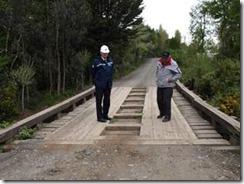 MOP iniciara obras de reposición de tres puentes en comunas de Freire y Nueva Imperial