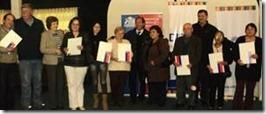 Serviu y Municipio de Villarrica entregaron más de 200 subsidios habitacionales